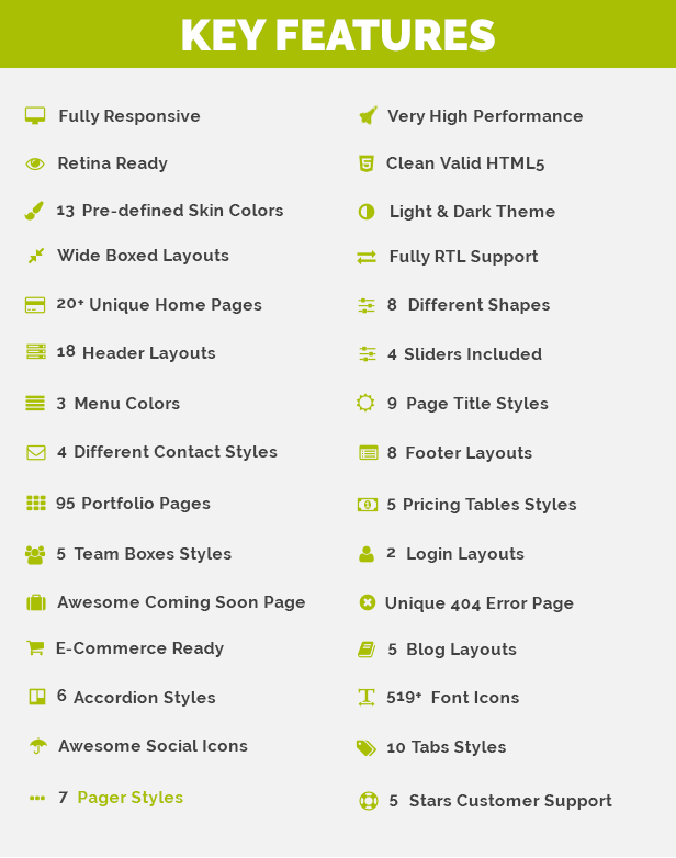 SuperFine - Multi-Purpose HTML5 Template